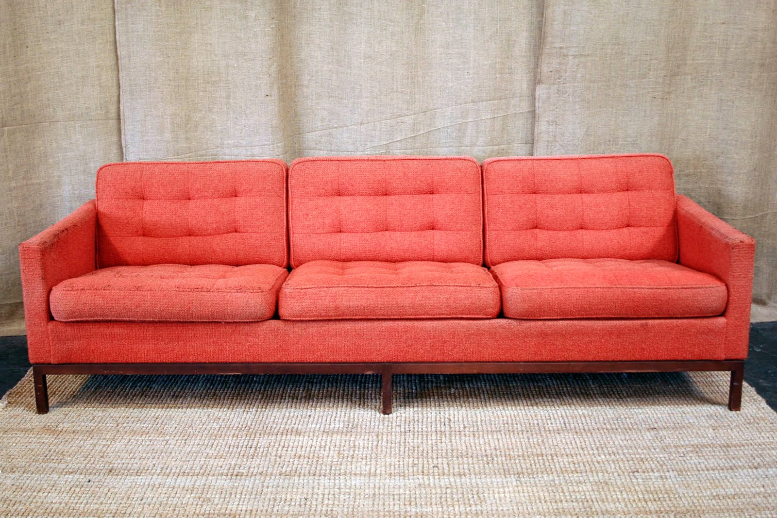 Sofa 50er fabulous acapulco bench de with sofa 50er for Sofa 50er stil