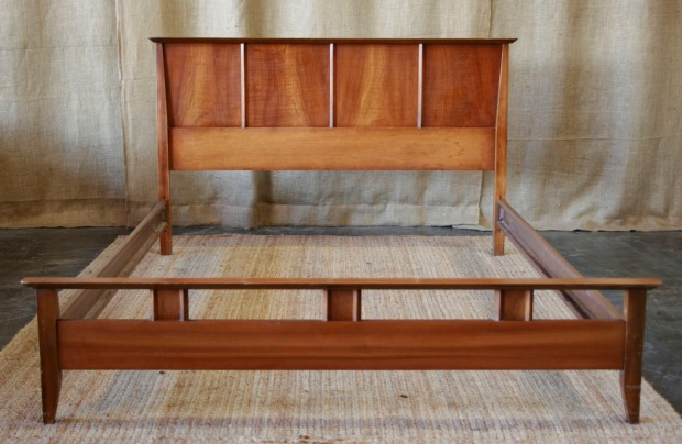 Pdf mission style headboard plans free diy free plans for Mission bed plans